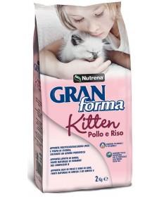 Nutrena Gran Forma Kitten con Pollo e Riso da 2kg