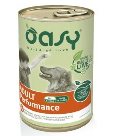 Oasy Performance per Cane Adult All Breeds con Carne Fresca da 400g
