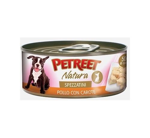 Petreet cane umido da 150g