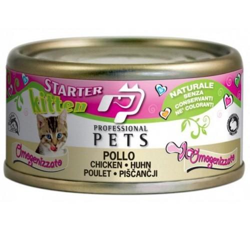 Professional Pet Kitten con Pollo da 70 gr