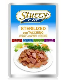 Stuzzy per Gatto Sterilized da 100gr