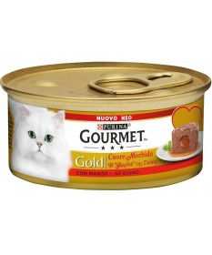 Gourmet Gold Cuore Morbido da 85g