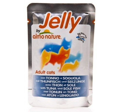 Almo Nature Gatto Jelly da 70g