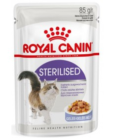 Royal Canin Gatto Sterilised in Jelly da 85g