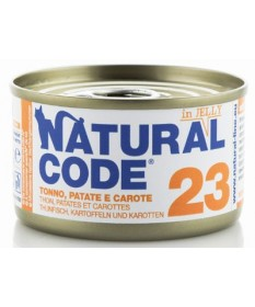 Natural Code per Gatto da 85g