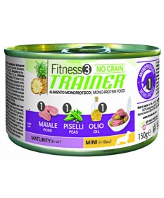 Trainer Fitness 3 Cane Umido Maturity 8+ Mini 150 gr