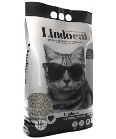 Lindocat Natural White da 15 L