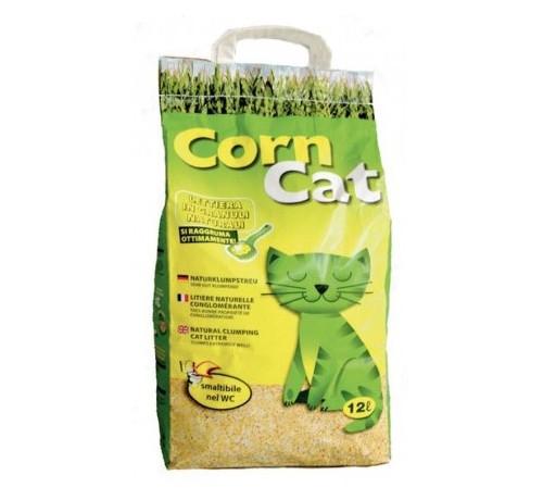 Lettiera Corn Cat granuli naturali da 12 Lt