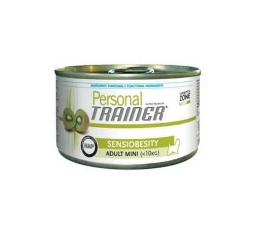 Trainer Personal Cane Umido Adult Mini Sensiobesity 150 gr