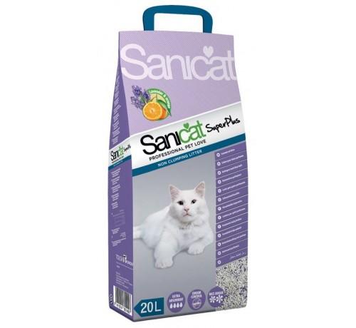 Lettiera Sanicat Super Plus da 20 Lt