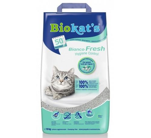 Lettiera Biokat's Bianco Fresh 10 kg