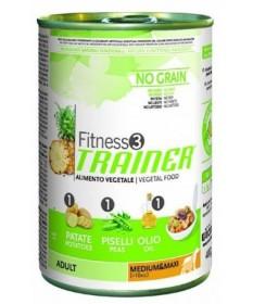 Trainer Fitness 3 Vegetal per Cane Adult Medium/Maxi da 400 gr
