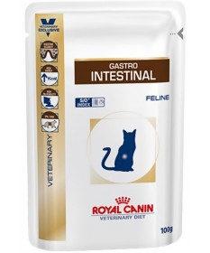Royal canin veterinary diet gastro intestinal per gatto da 100g