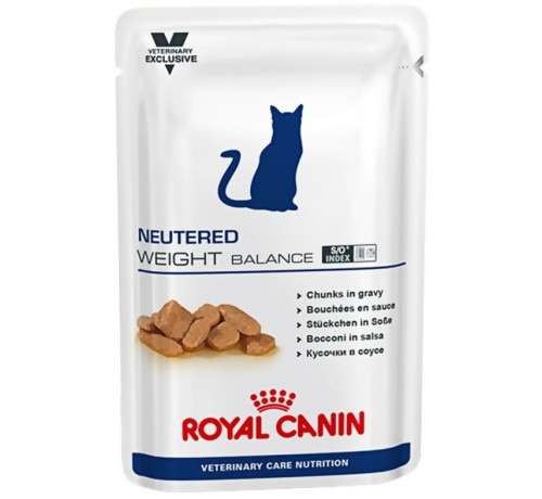 Royal Canin Veterinary Care Neutered Weight Balance Busta 100g
