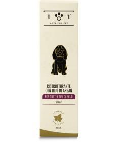 101 Love for Pet Ristrutturante con olio di argan per tutti i tipi di pelo