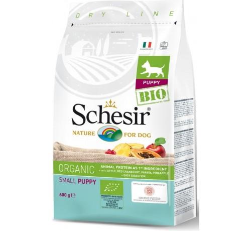 Schesir Bio per Cane Puppy Small da 600g