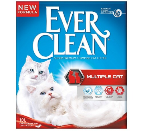 Ever Clean New Gatto Multiple Cat