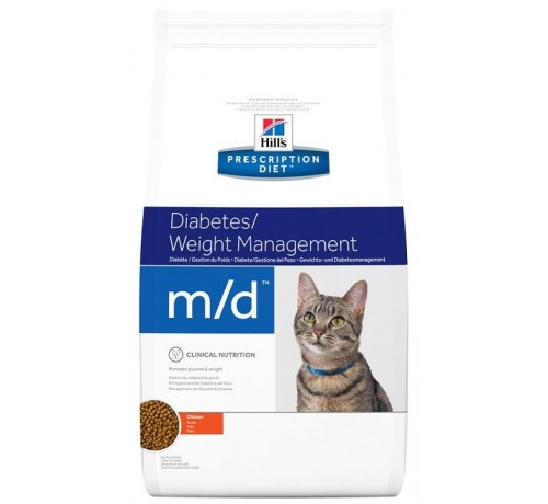 Hill's Prescription Diet M/F per gatto da 1.5 Kg