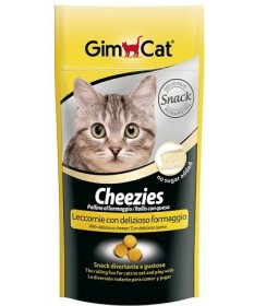 Gimcat Cheezies Snack per Gatto da 50 g