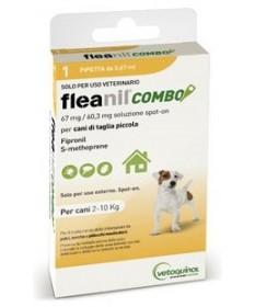 Vetoquinol Fleanil Combo per CaniJunior 1Pipetta da0,67 ml