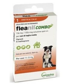 Vetoquinol Fleanil Combo per CaniMedium 1Pipetta da1,34 ml