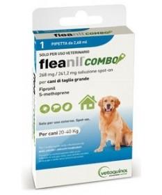 Vetoquinol Fleanil Combo per CaniLarge1Pipetta da2,68 ml
