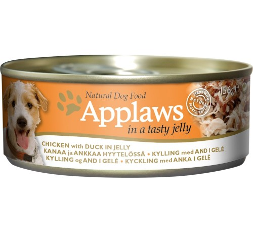 Applaws Dog Jelly Cane Umido Lattina da 156 gr