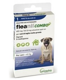 Vetoquinol Fleanil Combo per CaniLarge Maxi1 Pipetta da 4,02ml