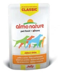 Almo Nature Classic Jelly per Cane da 70gr