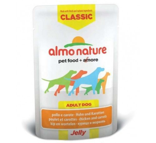 Almo Nature Classic Jelly 70gr