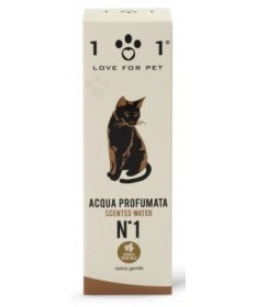 101 Love for Pet Acqua Profumata N°1 da 100 ml