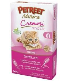 Petreet Natura Cremosi Snack 6x14 g