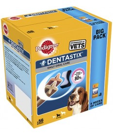 Pedigree Dentastix Multipack per Cane Medium da 56 pz