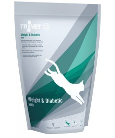 Trovet Weight & Diabetic Gatto da 500g