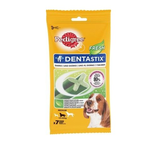 Pedigree Dentastix Fresh per Cane Medium 7pz da 180gr