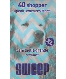 Sweep Sacchetti igienici extra resistentiXL da40 pz