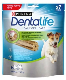Purina Dentalife per Cane Small 7-12 kg 7 Sticks con Pollo da 115g