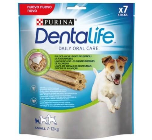 Purina Dentalife per Cane Small 7-12 kg 7 Sticks con Pollo da 115g