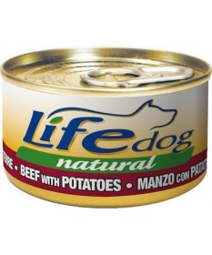 LifeDog Natural per Cane in Lattina da 90 gr