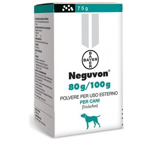Bayer Neguvon PolvereAntiparassitario per Cani da 75 g