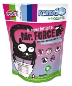 Forza 10 Lettiera Mr. Force neutra da 1,5kg