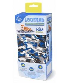 Leomat Tappetino refrigerante Camouflage per Cani da80 x 100 cm XL