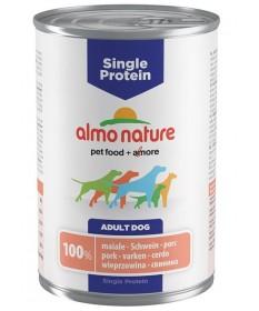 Almo Nature Single Protein per Cane Adult da 400gr