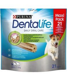 PURINA Dentalife per Cani Small Maxi Pack 21 Sticks da 345g