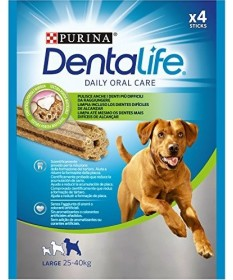PURINA Dentalife per Cani Large 4 Sticks da 142g