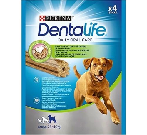 PURINA Dentalife per Cani Large 4 Sticks da 142g