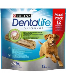 Purina Dentalife Maxi Pack per Cane Large da 12 Sticks 426g