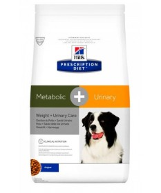 Hill's Prescription Diet Metabolic + Urinary per Cani da 12 kg