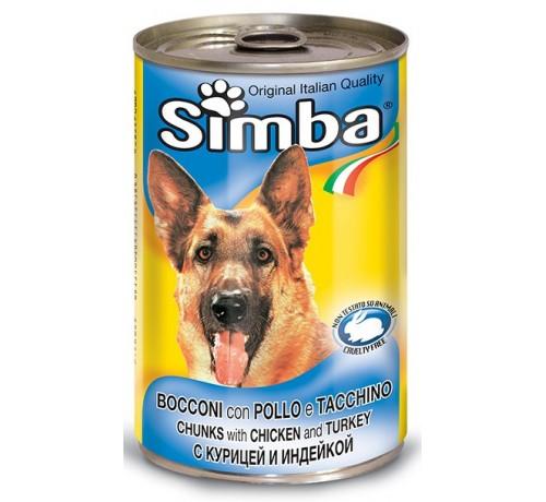 Simba Cane Umido Bocconi da 1,23 Kg