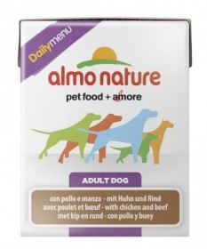 Almo Nature Daily Menu Tetrapak per Cane Adult da 375 gr